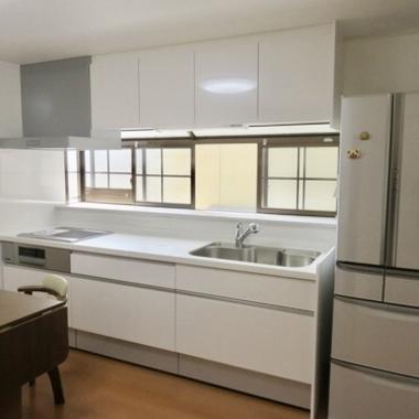 キッチン /フローリング/和室から浴室 リフォームの施工後写真(0枚目)