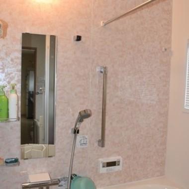水回り/和室から洋室/リノベーションの施工後写真(1枚目)