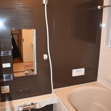 浴室リフォームの施工後写真(0枚目)