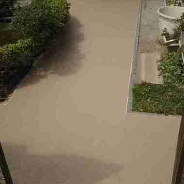 玄関アプローチ*アスファルト舗装工事の施工後写真(0枚目)