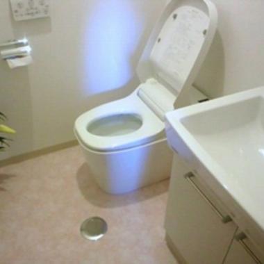 居酒屋さんのトイレの交換の施工後写真(0枚目)