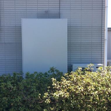 エコキュート更新工事浜松市北区O様邸の施工後写真(0枚目)
