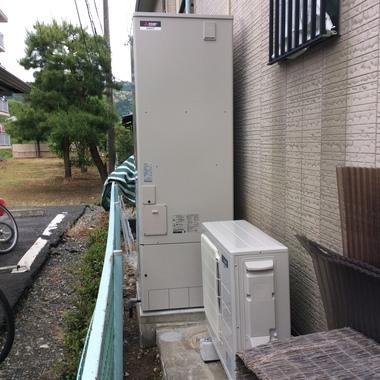 オール電化工事浜松市天竜区S様邸の施工後写真(0枚目)