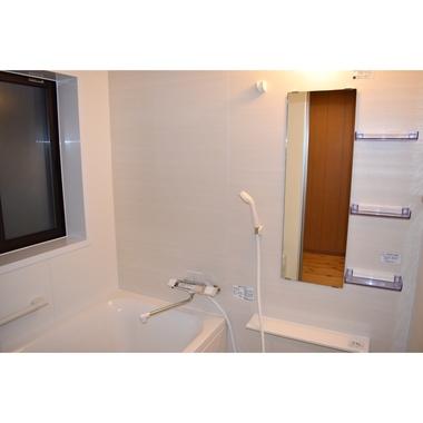 浴室*洗面リフォームの施工後写真(1枚目)