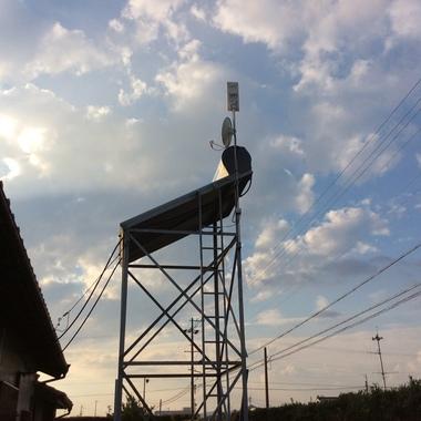 TVアンテナ取替修繕工事磐田市Ⅰ様邸の施工後写真(0枚目)