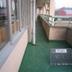 屋根・手摺塗装の施工後写真(1枚目)