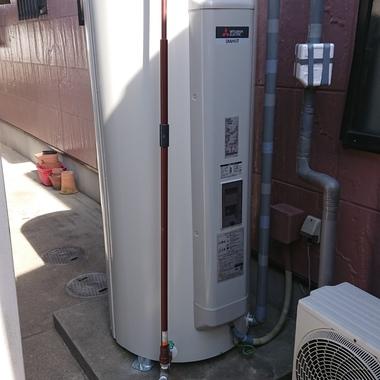 電気温水器交換 の施工後写真(1枚目)