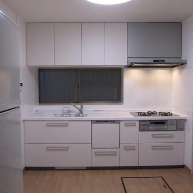 キッチンリフォームの施工後写真(0枚目)