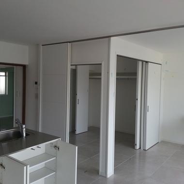 リノベーション 築40年のマンション専有部の総リフォームの施工後写真(0枚目)
