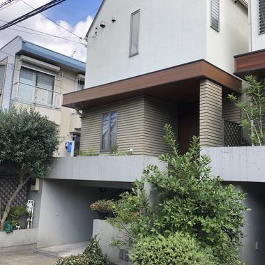 外壁 木の張替え工事の施工後写真(0枚目)