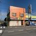 外壁塗装/東京都八王子市/オレンジ一色からツートンカラーへ変更の施工後写真(0枚目)