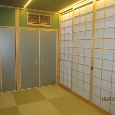 室内ドア他-施工事例の施工後写真(1枚目)