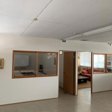オフィス内装塗装の施工後写真(0枚目)