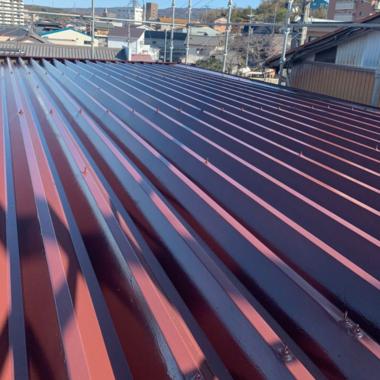 屋根塗装工事の施工後写真(0枚目)