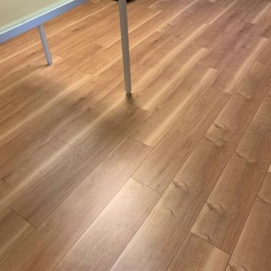 床のリフォーム工事の施工後写真(1枚目)