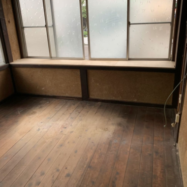 一軒家撤去工事の施工後写真(0枚目)