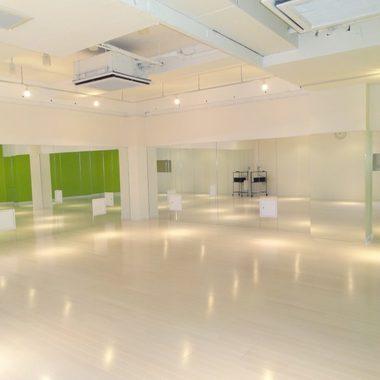 都内ダンススタジオAの施工後写真(0枚目)