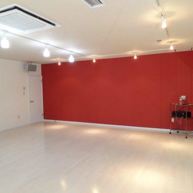 都内ダンススタジオAの施工後写真(1枚目)