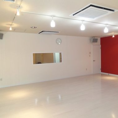 都内ダンススタジオAの施工後写真(2枚目)