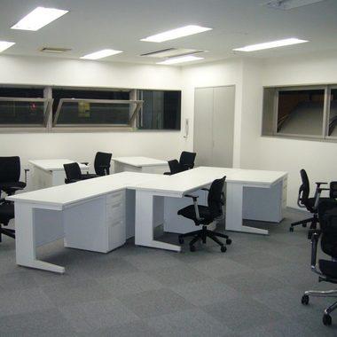 都内オフィスKの施工後写真(1枚目)