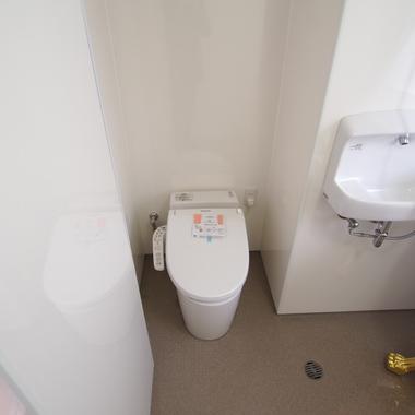 賃貸用ワンルームマンションのリノベーション/東京都中野区の施工後写真(2枚目)