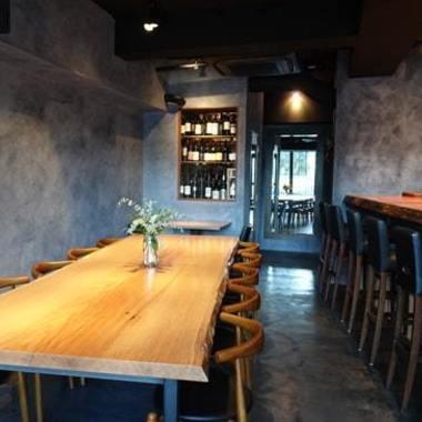 店舗・オフィス の レストランの部分内装工事の施工後写真(0枚目)
