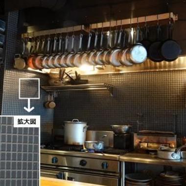 店舗・オフィス の レストランの部分内装工事の施工後写真(1枚目)