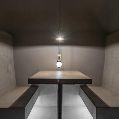 カフェの内装工事の施工後写真(2枚目)