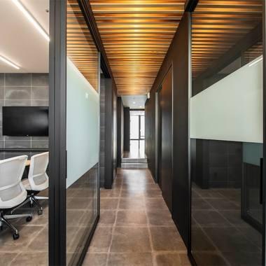 オフィス移転に伴う内装工事の施工後写真(0枚目)