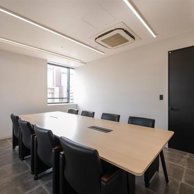 オフィス移転に伴う内装工事の施工後写真(2枚目)