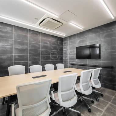 オフィス移転に伴う内装工事の施工後写真(3枚目)