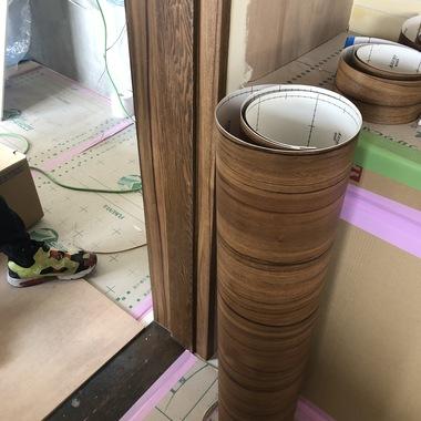 建具のシート張り/ダイノック、オルティノ等の施工後写真(0枚目)