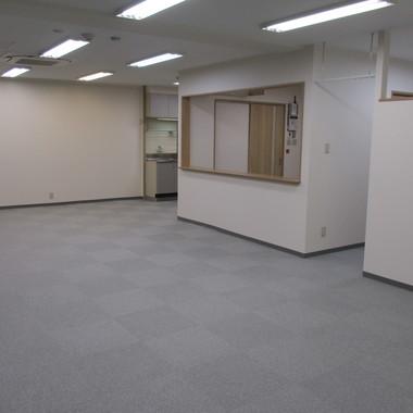 放課後デイサービスの新規内装工事の施工後写真(0枚目)