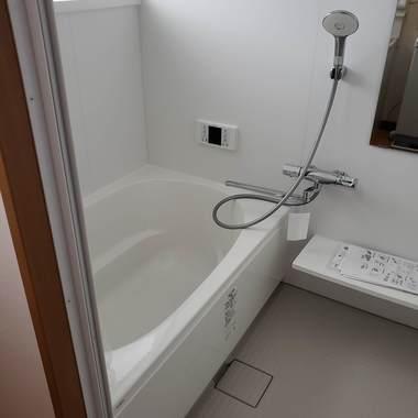 在来浴室からユニットバスへのリフォームの施工後写真(0枚目)