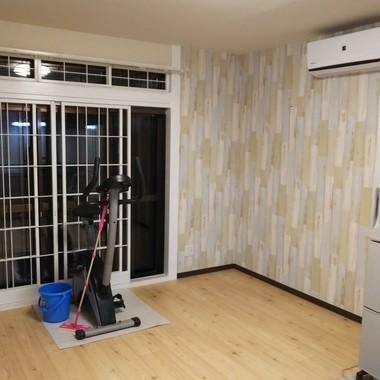 柏の戸建てを、シェアハウスへ改装の施工後写真(0枚目)