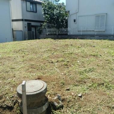 家周りと庭の草刈り/空地の草刈りの施工後写真(0枚目)