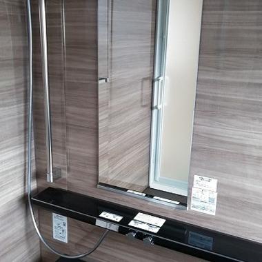 【ユニットバス浴室改修工事】の施工後写真(1枚目)