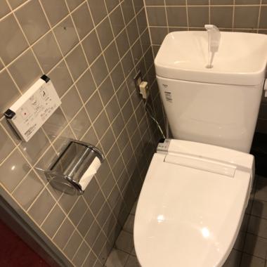 トイレ交換の施工後写真(0枚目)