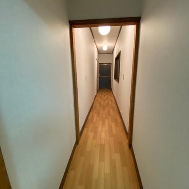廊下 リフォームの施工後写真(0枚目)