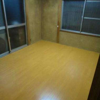 和室を洋室化(畳からフローリング工事)の施工後写真(0枚目)