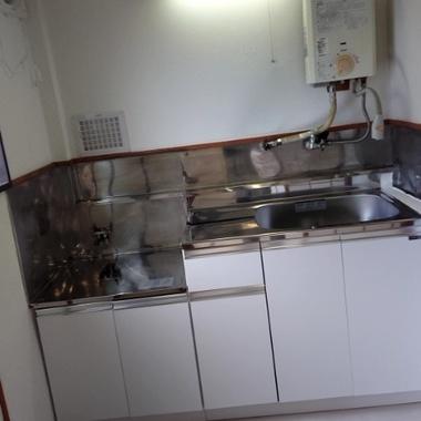 アパート改装工事 の施工後写真(0枚目)