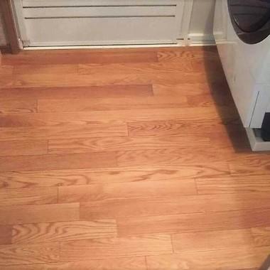 知多市 腐食した床をリフォームの施工後写真(0枚目)