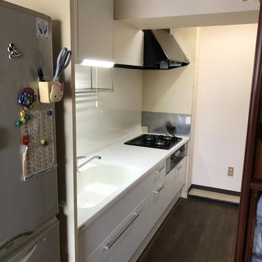 キッチンをお値打ちに使いやすく!の施工後写真(0枚目)