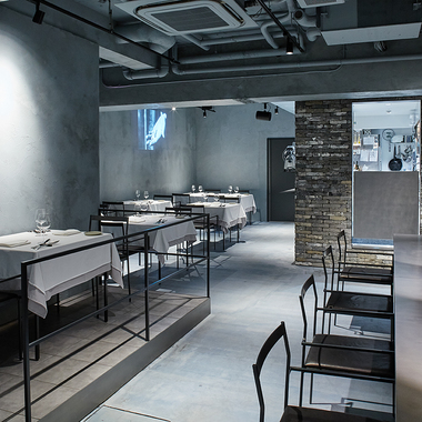 リストランテ シンティッラ ~中目黒レストラン~の施工後写真(2枚目)
