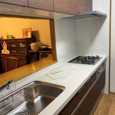 名古屋市千種区 キッチン取り換えのリフォームの施工後写真(0枚目)