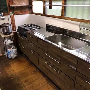 名古屋市南区 キッチンをリフォームの施工後写真(0枚目)