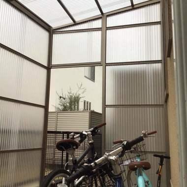 日進市 ストックヤードの設置の施工後写真(1枚目)