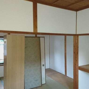 豊川市 壁や畳をリフォームの施工後写真(0枚目)