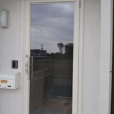 愛西市 玄関扉 リフォームの施工後写真(0枚目)