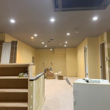 カフェから美容室への施工後写真(4枚目)
